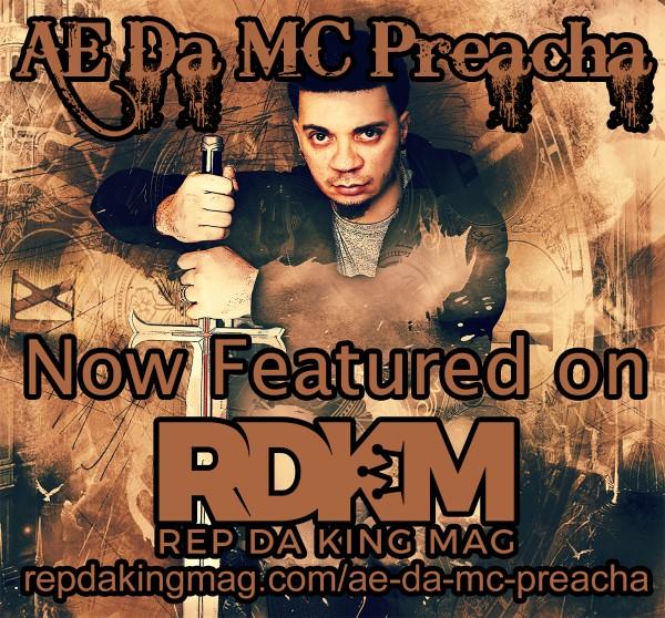A-Eazy on Rep Da King Mag